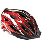 Vigor Helmet Swoop RED/White LG/XL