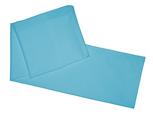 Multiple-Colors-Body-Pillowcase-Cover-Zipper-End-21x-55-Aqua