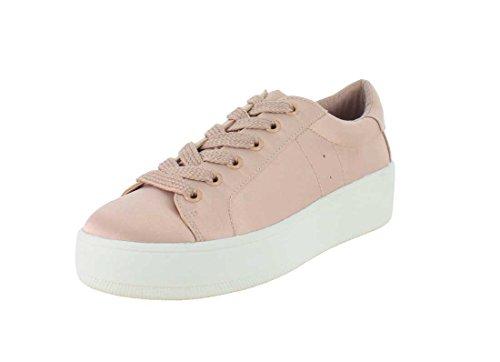 Steve Madden Womens Bertie-s Fashion Sneaker In Raso Rosa