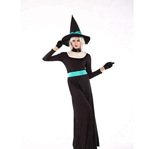 Ambiguity Disfraz de Halloween Mujer Bruja de Halloween Vampiro ...