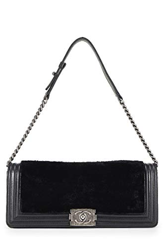Chanel Black Handbag - 8