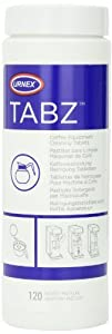 upc 767644436960 product image for Urnex Tabz Coffee Brewer Cleaning Tablets, 120 Tablets by Urnex | barcodespider.com