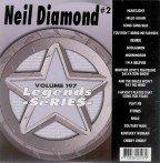 Neil Diamond #2 Karaoke Disc - Legends Series CDG