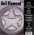 Neil Diamond #2 Karaoke Disc - Legends Series CDG by Legends Series