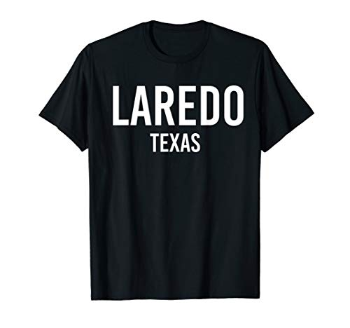 LAREDO TEXAS TX USA Patriotic Vintage Sports T-Shirt