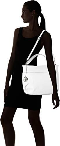 De Bolsos Chicca Borse Blanco Shoppers Cbc3315tar Mujer bianco Hombro Y 7BTBZn