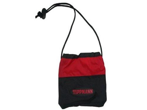 Tippmann Paintball Regular Barrel Condom - Red & Black
