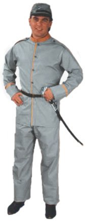 Men's (Make Confederate Soldier Costume)