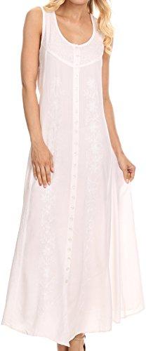 Sakkas dress white