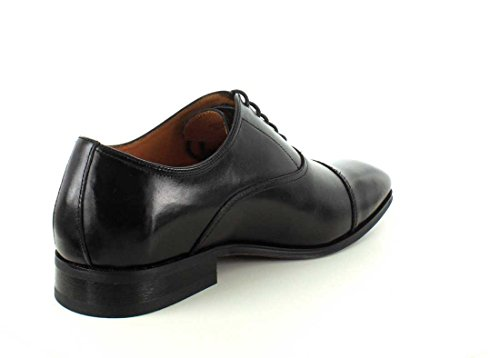 affordable sale online Florsheim Men's Corbetta Cap Ox Oxford Black Smooth for nice sale online sale shop outlet new Evtde4