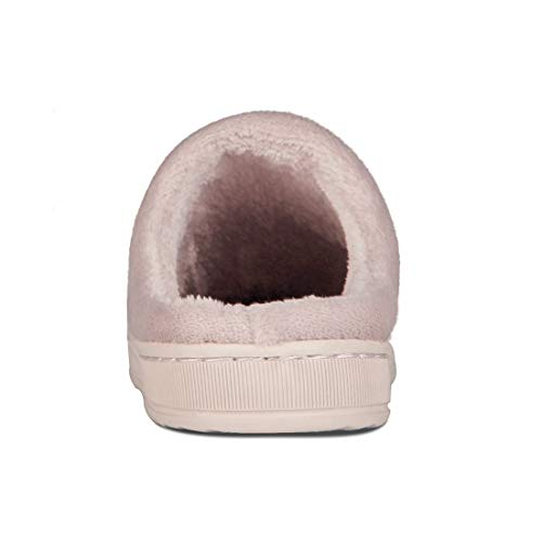 Shoes Men House BOKEN Coffee Women Indoor Slipper Slippers for Washable Cotton Stq6Z0t