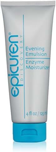 Epicuren Discovery Evening Emulsion Enzyme Moisturizer, 4 Fl oz