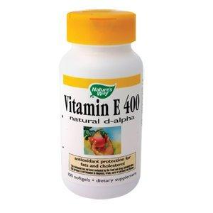Nature Way Vitamine E 400 UI, 100 gélules
