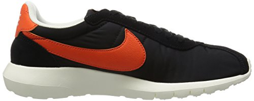 1000 Roshe sail nero Corsa Team Scarpe Nero Uomo Nike Ld da Black Orange EPdqxF