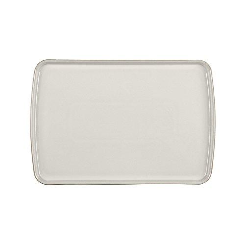 Denby Natural Canvas Stoneware Large Rectangular Platter