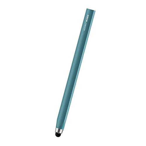 Adonit ADMT Mark Stylus Pen for iPad, iPhone, and Touchscreens, Teal