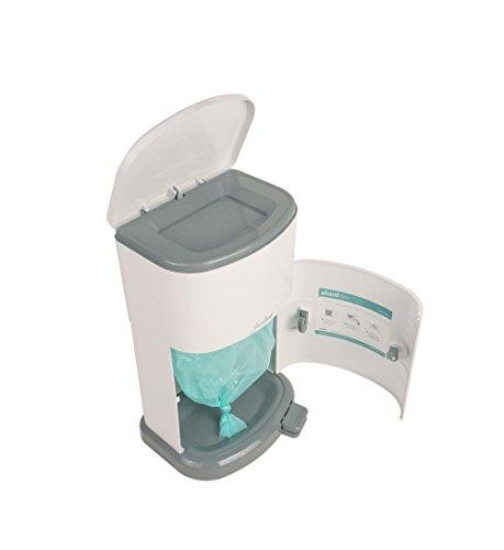 Janibell Akord Adult Diaper Pail- Odor Free Model M280DA