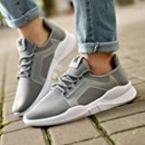 Moving Place - Woman Casual Athletic Sport Sneaker Breathable Non Slip Running - Functioning Functional Continual Linear Lengthway Lengthwise Spurting Squirting - 1PCs