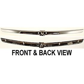 CHEVY MALIBU 00-03 / CLASSIC 04-05 GRILLE MOLDING, Center Molding