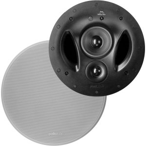 Polk Audio 90RT (Ea) 3-way In-ceiling Speaker by Polk Audio