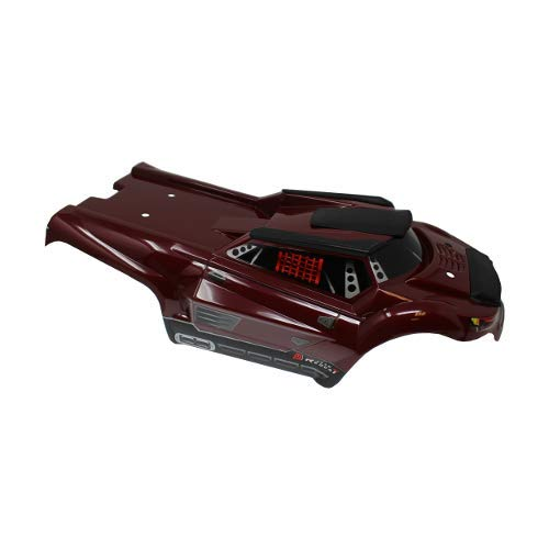 Redcat Racing 505246RED HX Body, Red (Pack of 2) by Redcat Racing
