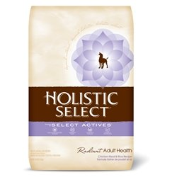 Holistic Select Radiant Chicken Dog Food 30lb
