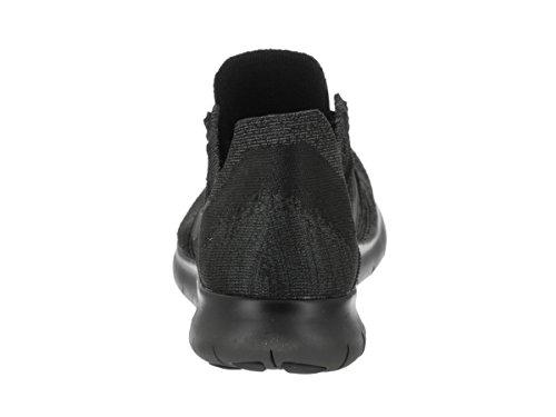 Free Size 010 880844 Nike Flyknit RN 9 Running 2017 Womens Shoes Black 5RpqvR