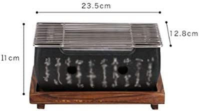 WYJBD Portable Barbecue Barbecue au Charbon Grill Petit Four Barbecue Hot Brochettes Restaurant