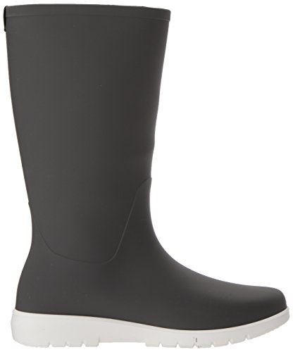 Jessie Women's White Rain Kamik and Charcoal Boot zA5wZ5q