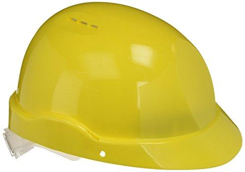 Ferko ar-5ram–Helm Einstellbare Werk in Polyethylen gelb