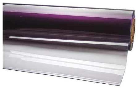 Flexible Bulk Roll, Smooth, 48in, Clear, PVC