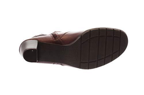 25347 Jana Boots Jana 25347 Ankle Ankle Bordeaux Boots Bordeaux wzxwXpqS1
