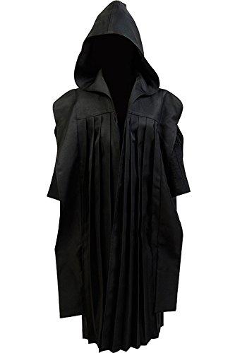 [CosplaySky Star Wars Costume Darth Maul Cosplay Child Version Large] (Child Darth Maul Costumes)