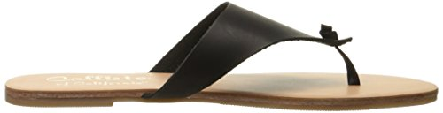 Helena Women's Sandal Callisto Black Flat fwFqn4Y