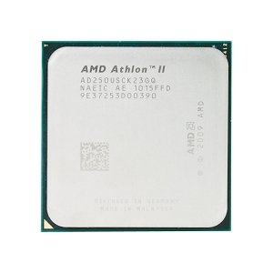 AMD Athlon II X2 250u 1.6GHz 2x1MB Socket AM3 Dual-Core CPU