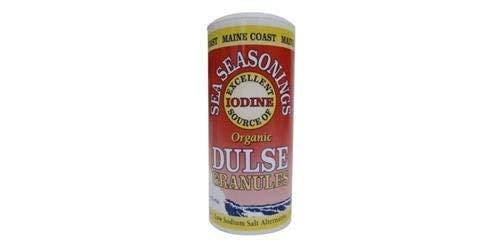 Sea Seasonings - Dulse Granules 1.50 Ounces (3 Pack)