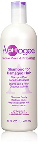 Bundle Care Hair (Aphogee Shampoo for Damaged Hair, 16 Ounce)