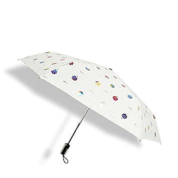 HAN-NMC Paraguas PARAGUAS paraguas plegable automático completo