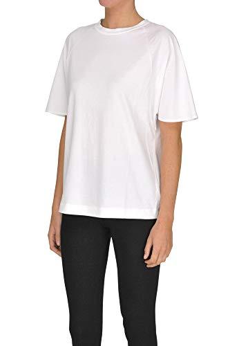 T shirt Bianco Cucinelli Brunello Seta Donna Mcgltps000005152e B7z5qZx