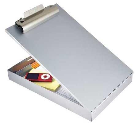 Saunders 11017 Recycled Aluminum Redi-Rite 8.5'' x 12'', Silver
