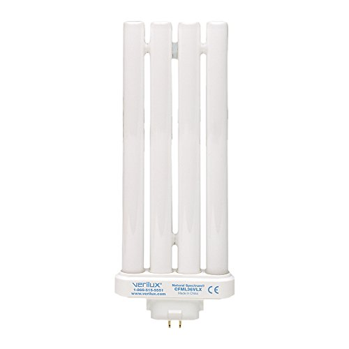 Verilux 36W Natural Spectrum Replacement Compact Bulb - Verilux CFML36VLX (Natural Spectrum Lightbulbs compare prices)