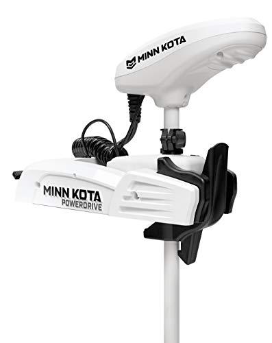 Minn Kota Riptide Powerdrive with Copilot Saltwater Bow-Mount Trolling Motor, 55/CP/48-Inch - Minn Prop 3 Mkp Kota