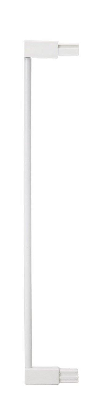 Safety 1st Quick Close ST Treppenschutzgitter, extra sicheres Metall-Türschutzgitter zum Klemmen, weiß, 73-80 cm, mit 7 cm Verlängerung weiß mit 7 cm Verlängerung