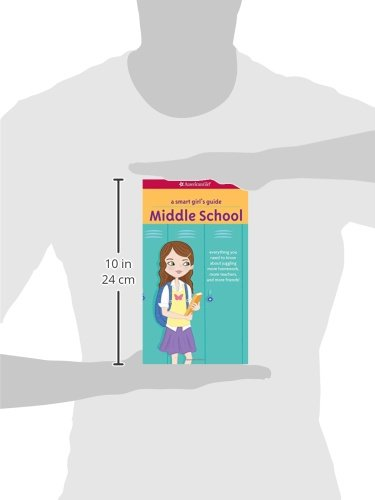 A Smart Girl's Guide: Middle School (Revised): Everything You Need to Know About Juggling More Homework, More Teachers, and More Friends! (Smart Girl's Guides) by American Girl (Image #3)