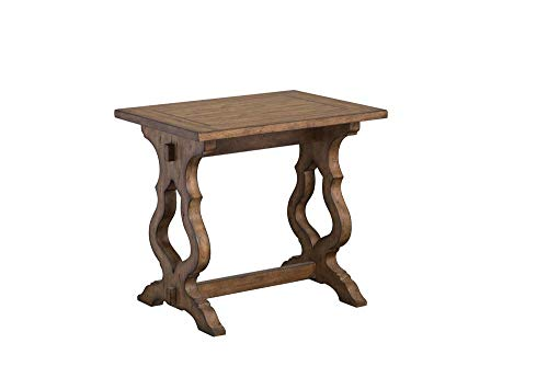 Magnussen T4719 Ashland Rectangular End Table ()