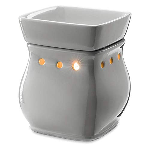 Scentsy Warmer Classic Curve Gloss Gray by Scentsy (Image #1)