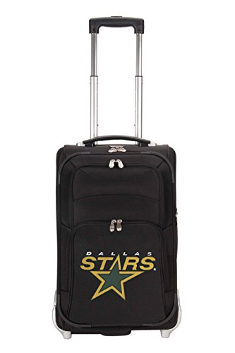 nhl-dallas-stars-denco-21-inch-carry-on-luggage-black
