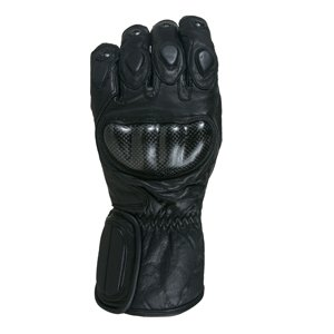 Damascus CRT100 Vector 1 Riot Control Gloves with Carbon-Tek Fiber Knuckles, Large