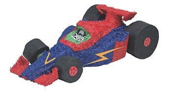 Racing Car Pinata - Shindigz Race Car Pinata