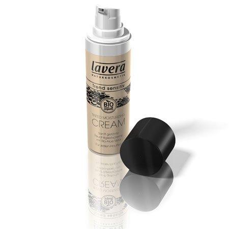 Lavera Tinted Moisturizing Cream Natural -- 30 mL